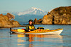 4716 Jay in Delta kayak and Mt Baker