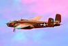 7662 North American B-25J Mitchell 3D anaglyph