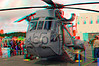 2687a CH-124 Sea King Helicopter Anaglyph