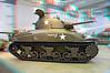 5972 M4A1 Sherman Medium Tank Anaglyph