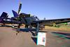 618 Grumman F8F Bearcat anaglyph